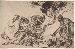 De Gheyn Witches' Meeting
